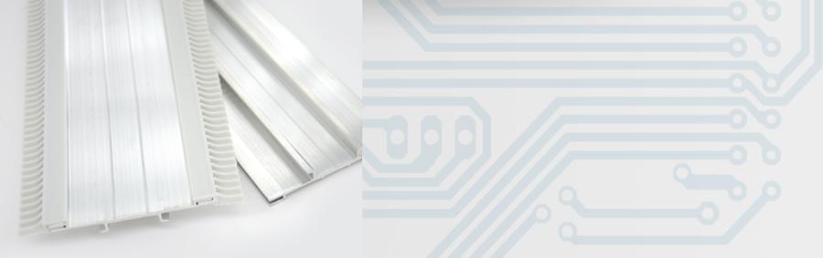 Montáž nosných rámů pro rozvaděčové skříně