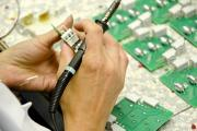 Lütze - Elektrovýroba / Elektroproduktion / Electric equipment production